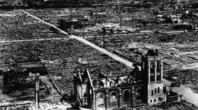Nossa Senhora do Rosário e o milagre de Hiroshima