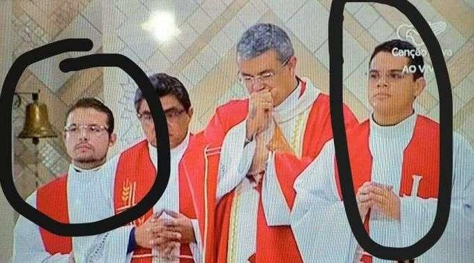 Resultado de imagem para falso padres de pernambuco caruaru