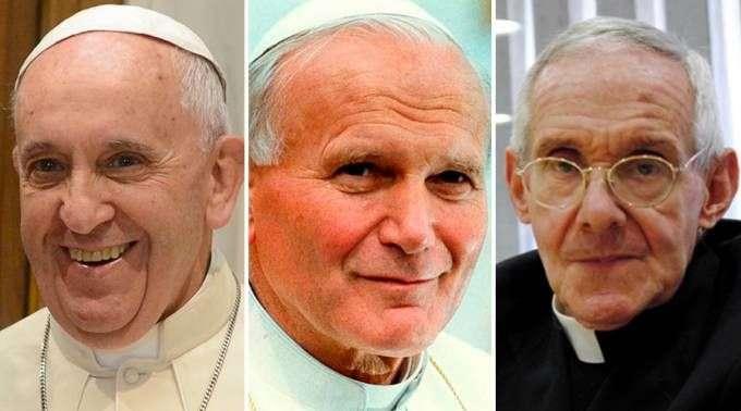 31/05 - Papa Francisco poderia cumprir um sonho de São João Paulo II, diz Cardeal