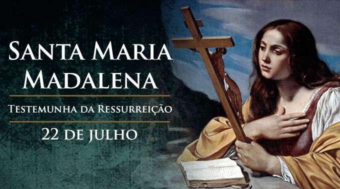 Resultado de imagem para Santa Maria Madalena