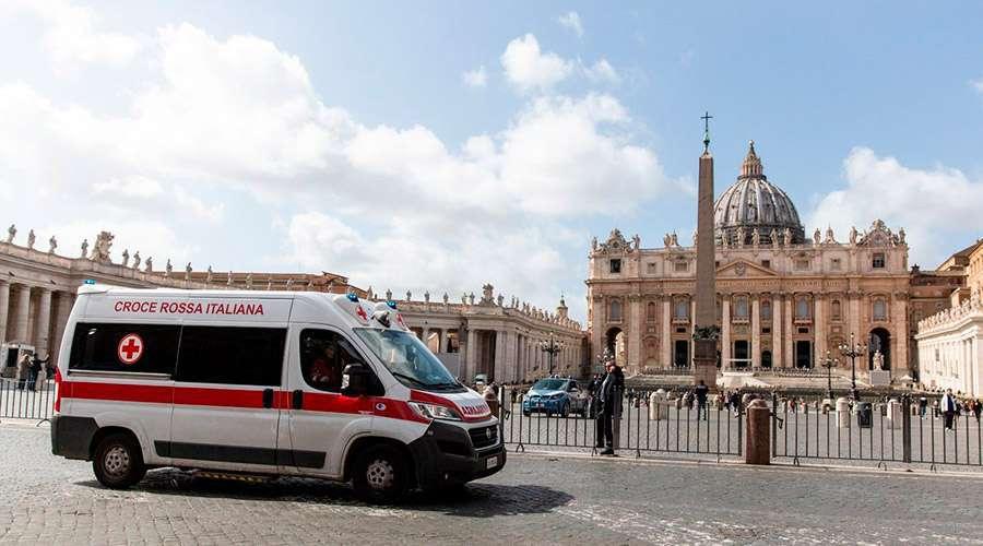 Resultado de imagem para Em Roma, dia de oração e jejum pelas vítimas de coronavírus e pela Itália