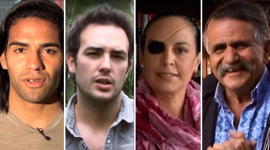 Falcao García, Sebastián Martínez e outros famosos da Colômbia dizem não ao aborto