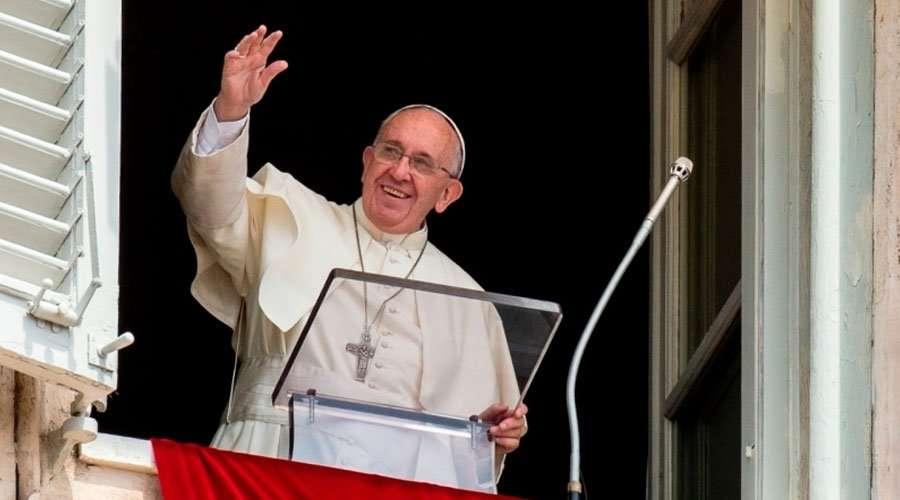 Resultado de imagem para angelus papa francisco