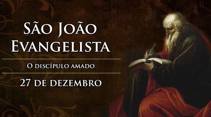 Resultado de imagem para Sao João Apóstolo Evangelista
