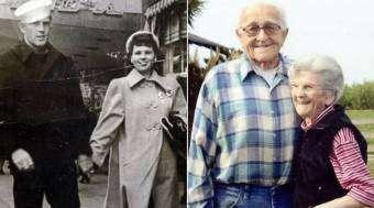 67 anos de casados e morreram no mesmo dia de mãos dadas