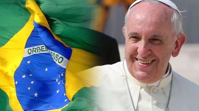 31/10 - Papa Francisco nomeia novo bispo no Brasil