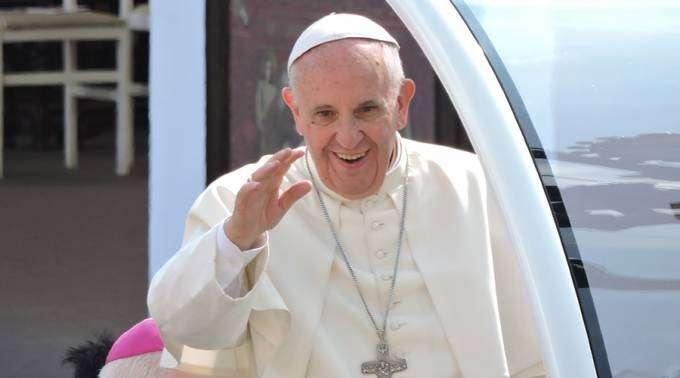 """Papa Francisco: """"na luta contra a AIDS, é necessário estarmos unidos"""""""