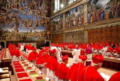 Hoje começa o Conclave para eleger o novo Papa