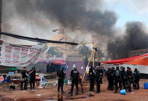 Cristãos no Egito sofrem jihad ou guerra Santa islâmica
