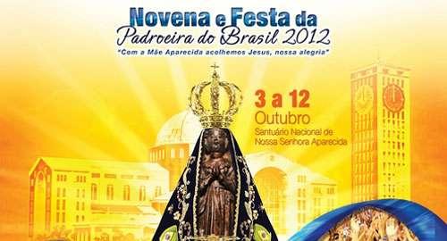 Novena De Nossa Senhora Aparecida: Novena Prepara Fiéis Para Celebração De Nossa Senhora