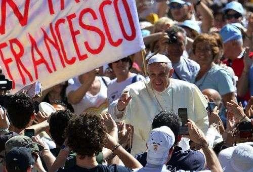 Deus é mais forte que o mal e o diabo, diz o Papa Francisco