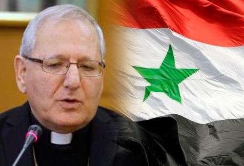 Dom Louis Sako, Patriarca caldeu no Iraque, diz não à intervenção militar na Síria