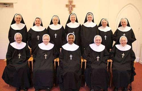 As Irmãs da Santíssima Virgem Maria