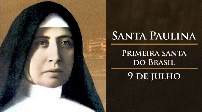 Resultado de imagem para Santa Paulina