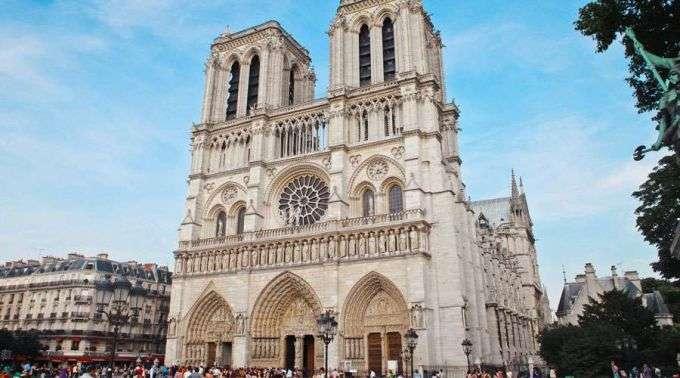 Anunciam data de reabertura da Catedral de Notre Dame após incêndio