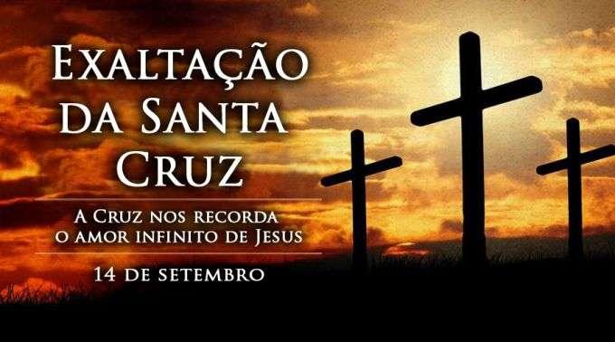 Resultado de imagem para Em 14 de setembro, celebra-se o Dia da Cruz,