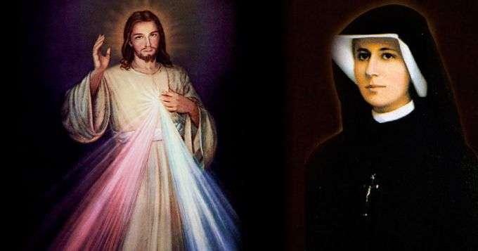 10 Frases De Jesus à Santa Faustina