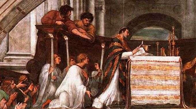 O milagre eucarístico com o qual se instituiu a Solenidade de ...