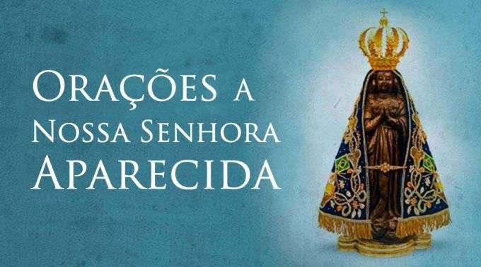 Nossa Senhora Aparecida Mãe Da Família Brasileira: No Dia De Nossa Senhora Aparecida, Reze à Padroeira Do