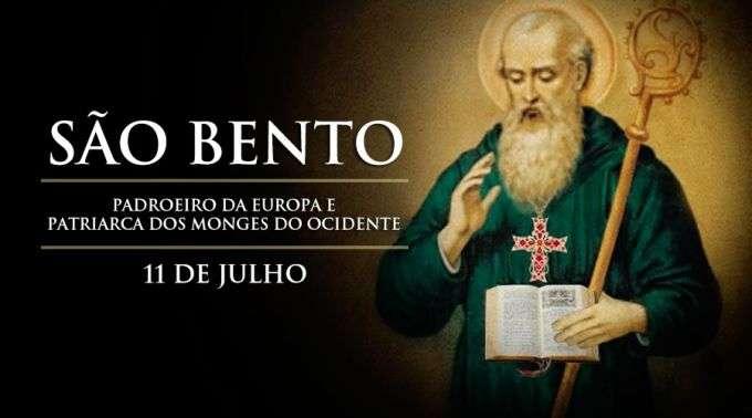 Resultado de imagem para santo bento abade