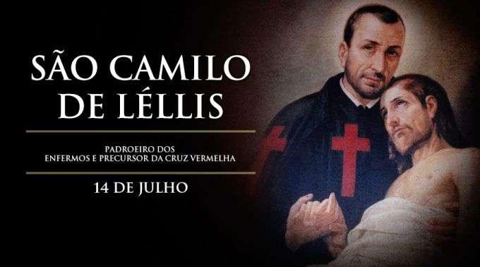 Resultado de imagem para São Camilo de Lellis