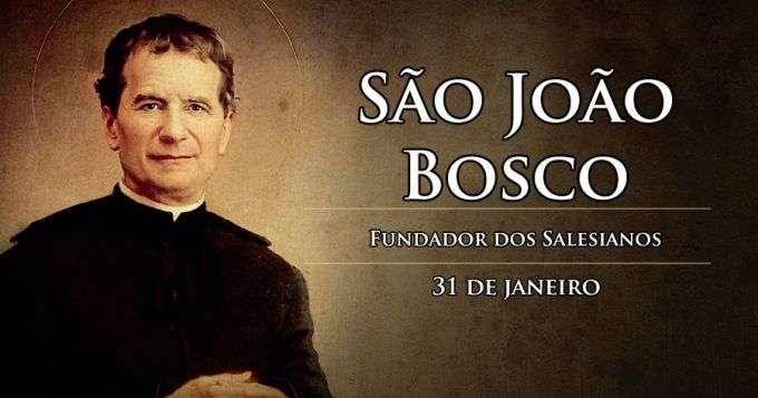 Resultado de imagem para São João Bosco