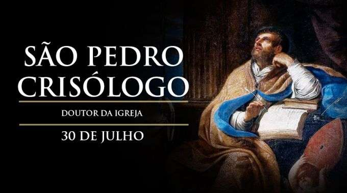 Hoje é Festa De São Pedro Crisólogo, O Homem De Palavras