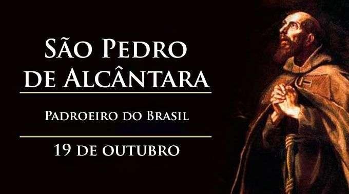 Hoje é Celebrado São Pedro De Alcântara, Padroeiro Do Brasil