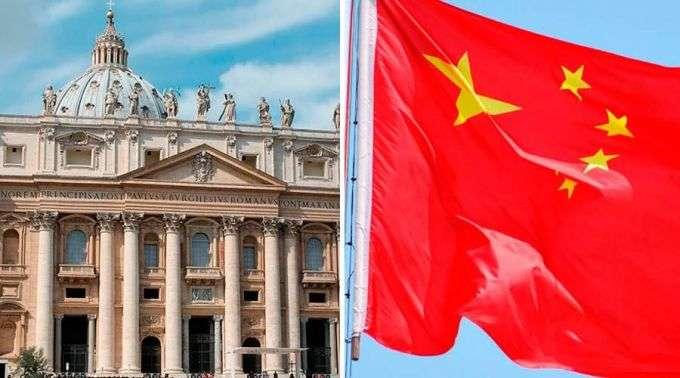Resultado de imagem para O acordo China-Vaticano