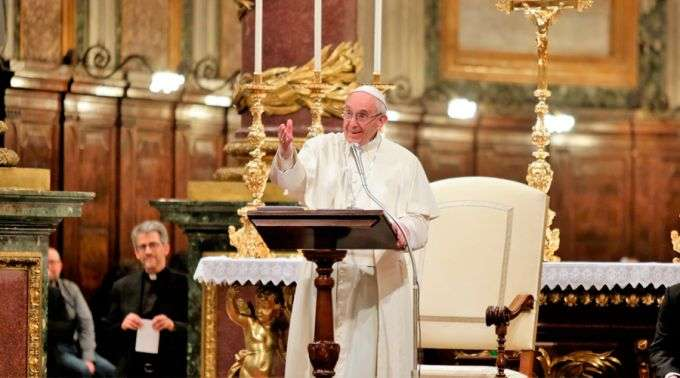 Papa Francisco Aos Jovens O Mundo Mudará Se Arriscarem E Não Se