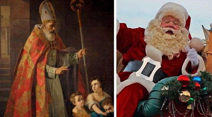 a192af720f10 São Nicolau ou Papai Noel? 6 diferenças entre o santo e o personagem de  ficção
